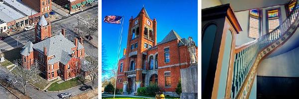 Oglethorpe County Courthouse renovation